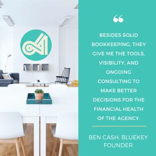 we love agencies